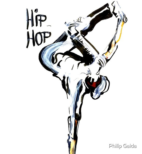 Hip Hop 1 by Philip Gaida