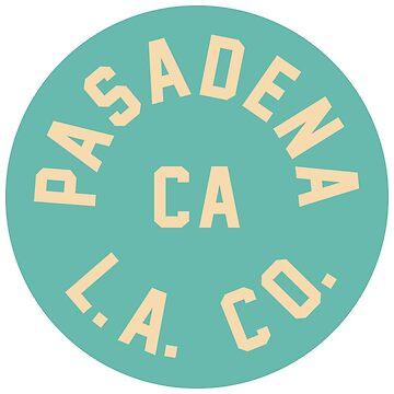 Pasadena - California by JamesShannon