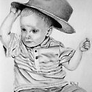 A Boy and his Hat by Michael Arnold
