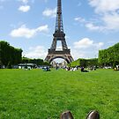 Holiday in Paris by retouch