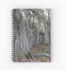 The Banyon Spiral Notebook