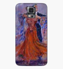 Funda/vinilo para Samsung Galaxy Bailes de salón - Galería de danza 33