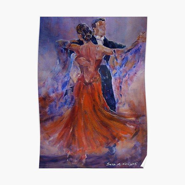 Ballroom Dancing – Dance Gallery 33 Poster