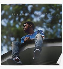 J Cole Forest Hills Drive 2 iphone case