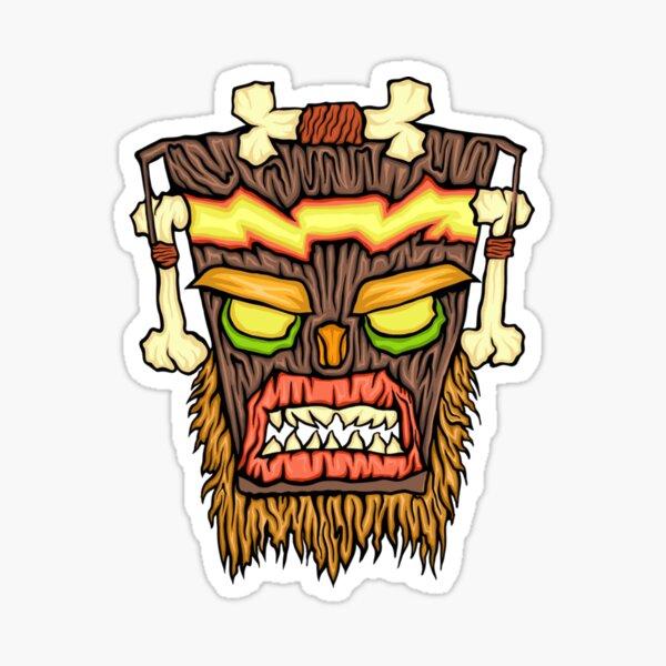 Crash Sticker