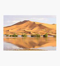 an amazing Morocco landscape Photographic Print