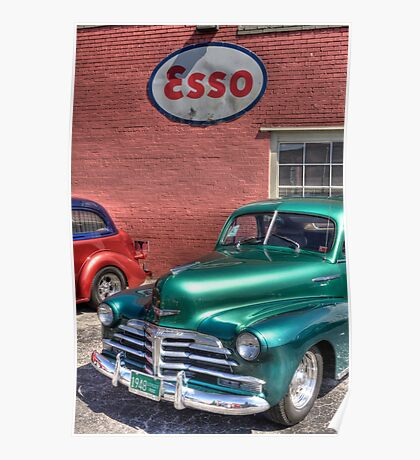 '48 Chevy Poster