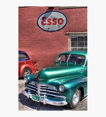 '48 Chevy Photographic Print