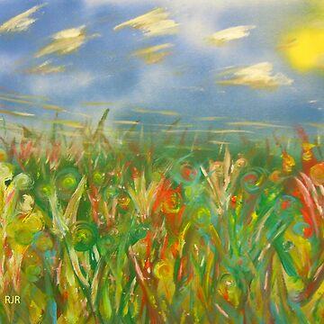 """A Gentle Breeze"" by Dloneger"