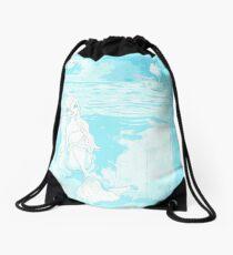 Little Mermaid Drawstring Bag