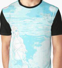 Little Mermaid Graphic T-Shirt