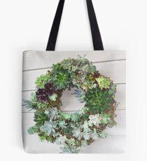 succulent greetings Tote Bag