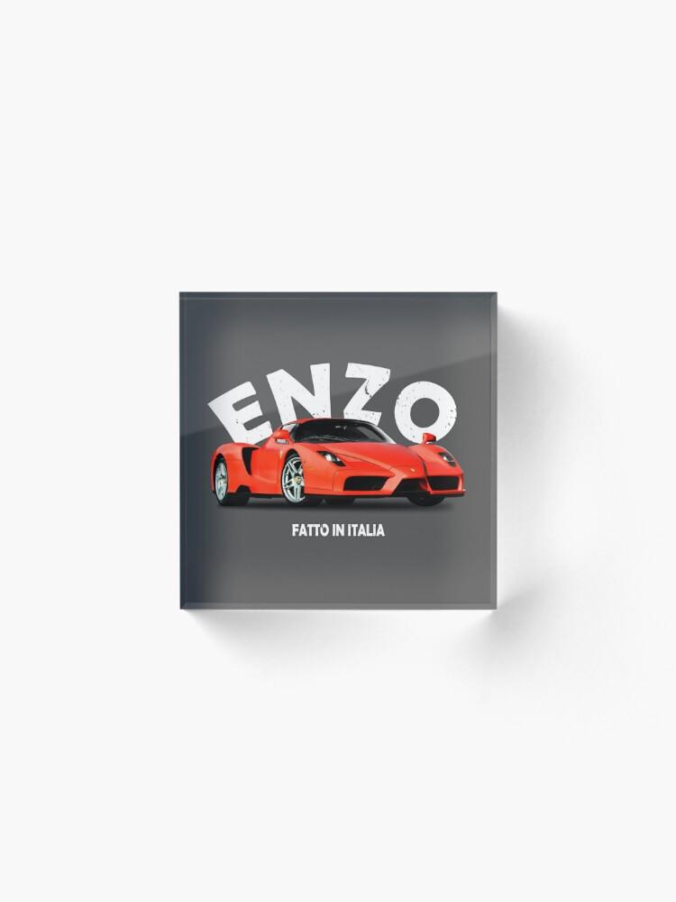 Alternate view of Enzo Acrylic Block