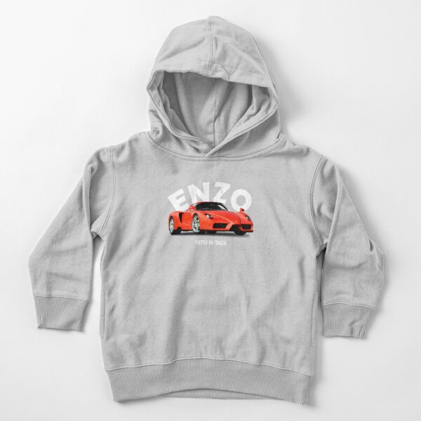 Enzo Toddler Pullover Hoodie