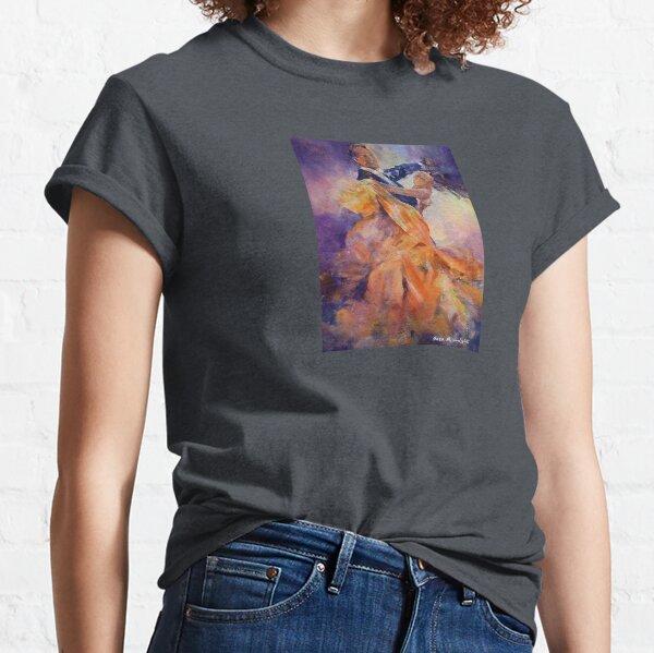 Ballroom Dancing – Dance Art Gallery 32 The Waltz Classic T-Shirt