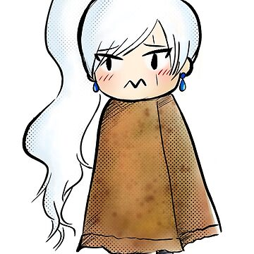 Tiny Cold Weiss by NonsuchTheFirst