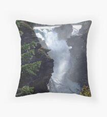 Mist(2) Throw Pillow