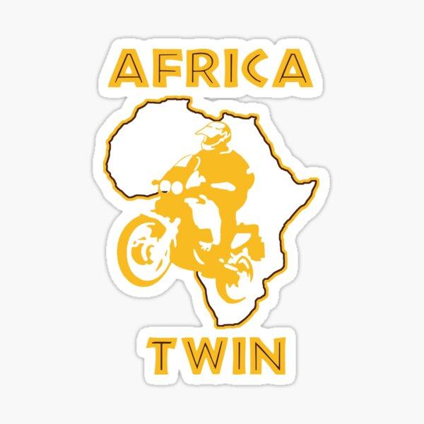 AFRICA TWIN Accesorios Moto Pegatina