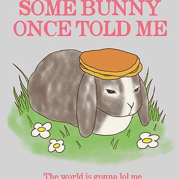Some Bunny Once Told Me by wytrab8