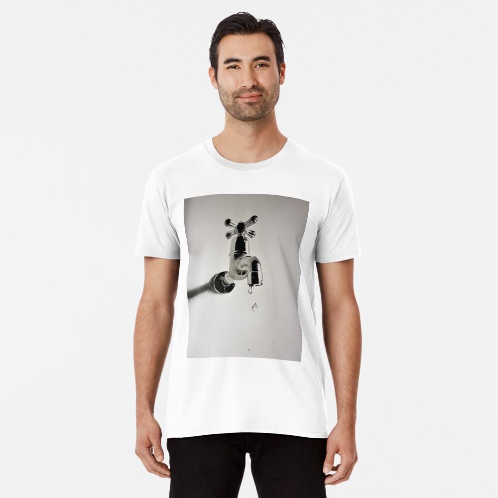 Grifo que gotea Camiseta premium