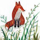 Little fox © Bonnie Portraits 2018 by BonniePortraits