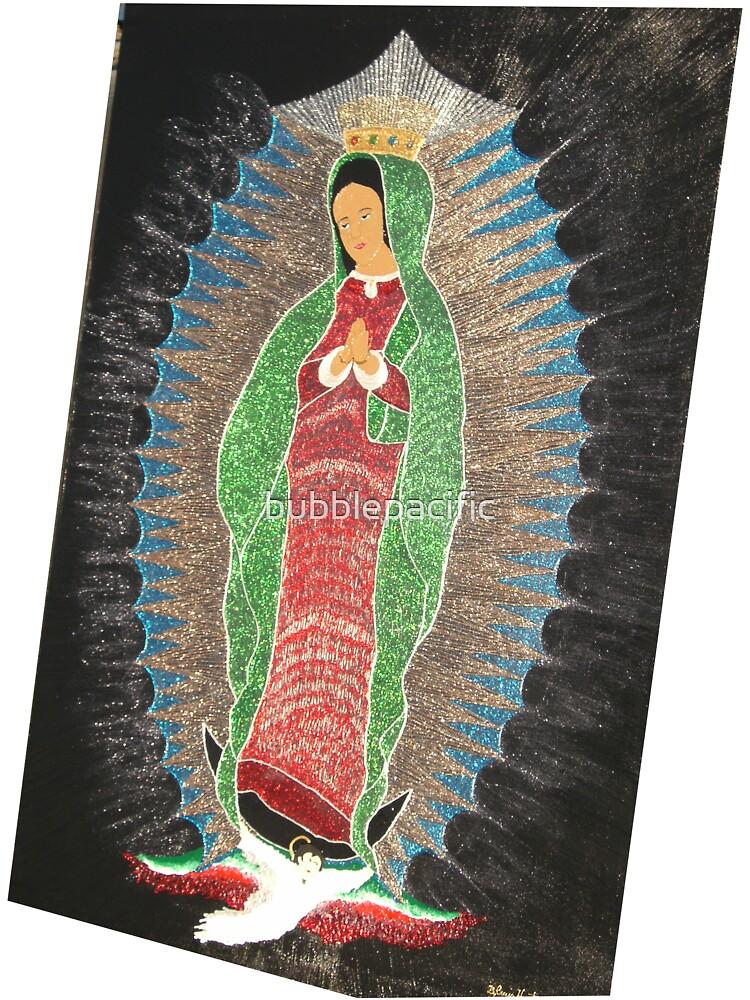 Virgin Maria by bubblepacific