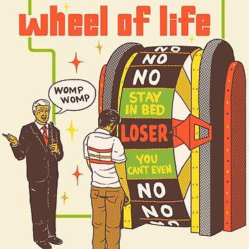 Wheel Of Life by wytrab8