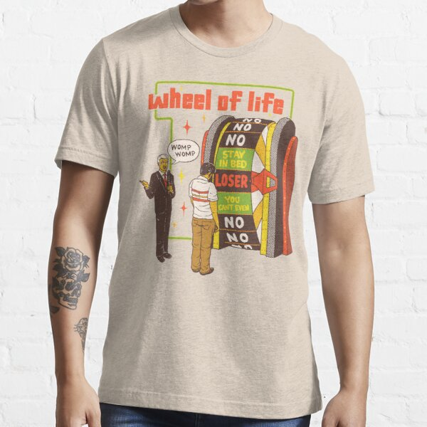 Wheel Of Life Essential T-Shirt