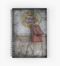 For Sale: Rural Fixer-Upper Spiral Notebook