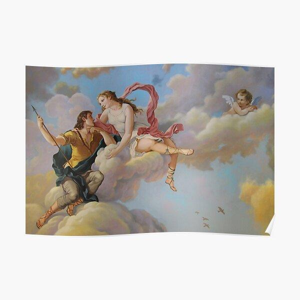 Adonis and Venus Poster