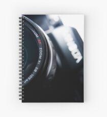 AutoFocus Zoom Spiral Notebook