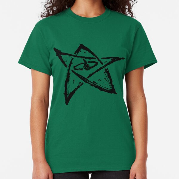 Call of Cthulhu, The Elder Sign - Ink Black Classic T-Shirt