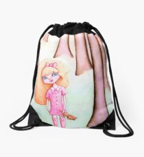 Wandering Goldilocks (Full Version) Drawstring Bag