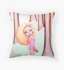 Wandering Goldilocks (Full Version) Throw Pillow