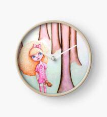 Wandering Goldilocks (Full Version) Clock