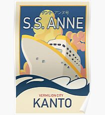 S.S. ANNE  Poster