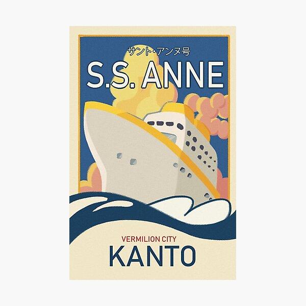 S.S. ANNE  Photographic Print
