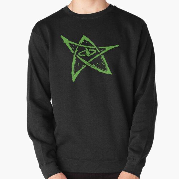 Call of Cthulhu, Elder Sign - Green Pullover Sweatshirt