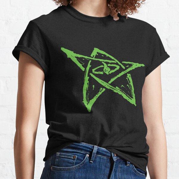 Call of Cthulhu, Elder Sign - Green Classic T-Shirt
