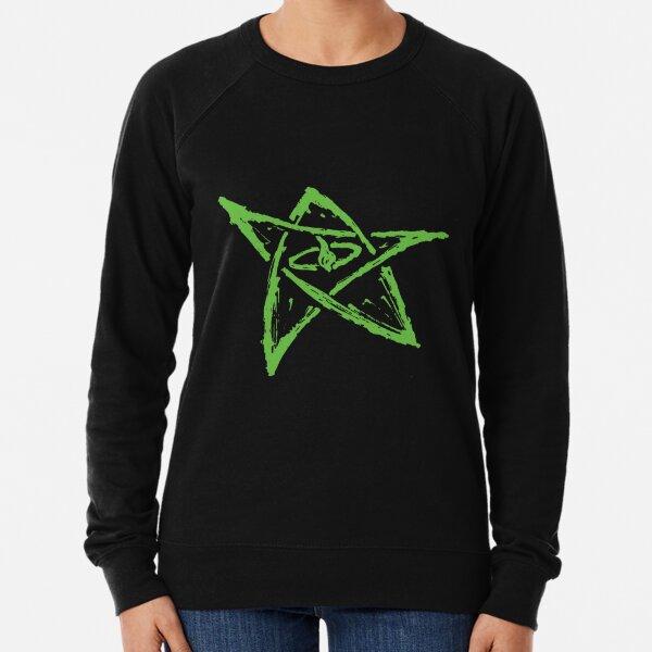 Call of Cthulhu, Elder Sign - Green Lightweight Sweatshirt