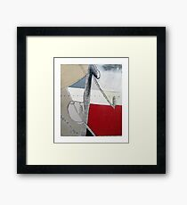 electricty Framed Print