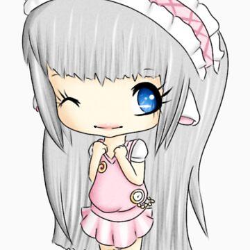 sweet lolita school girl by Schizophrenic