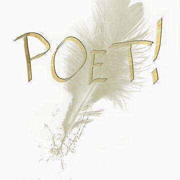 Poet by justtees
