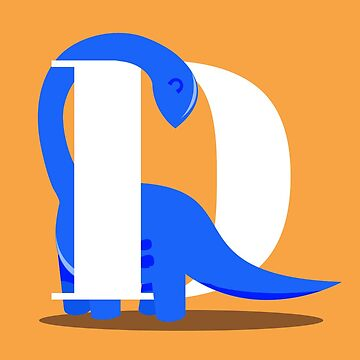 Dinosaur LLC Logo by Develonaut