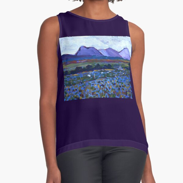 Errigal And Her Sisters Sleeveless Top