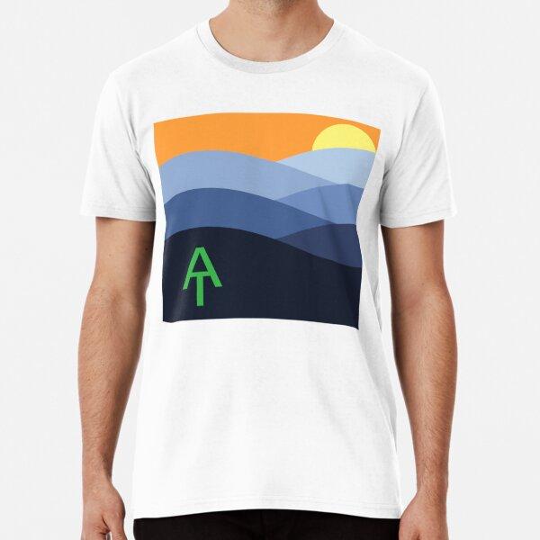 Appalachian Trail Mountains Premium T-Shirt