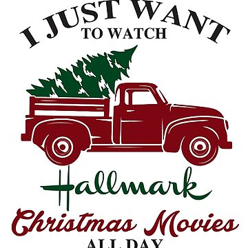 I Just want to watch Hallmark - Light Shirt by EJTees