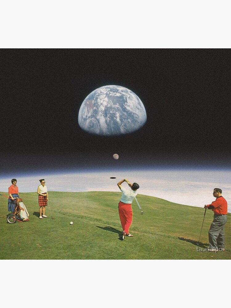 Galactic Golfers by taudalpoi