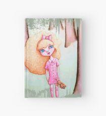 Wandering Goldilocks (Worn, Distressed, Vintage-y Version) Hardcover Journal