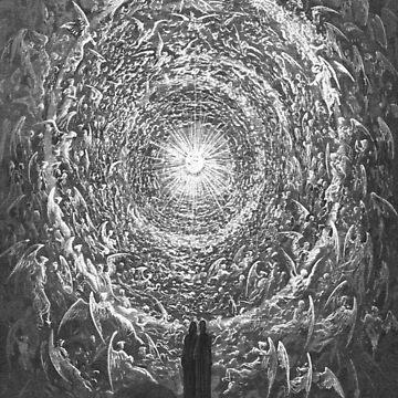 Dante's Divine Comedy II by Yago